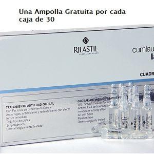 RILASTIL Cuadri-GF 30 ampollas