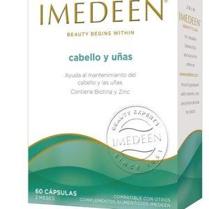 Imedeen Vitaminas Cabello y Uñas, 60 comprimidos