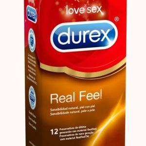 Durex Love Sex Real Feel, 12ud