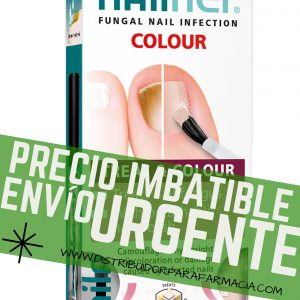 Nailner Tratamiento Anti Hongos Color