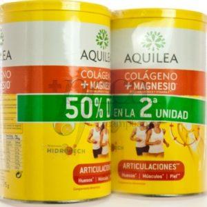 Aquilea Complex Colageno con Magnesio Sabor Limon 375g + 375g Duplo
