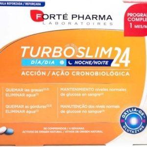 TurboSlim 24 Forte Pharma 56 Comprimidos