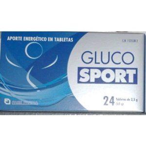 GLUCOSPORT FAES 25 TABLETAS