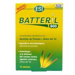 Batteril 900 mg 10 tabletas