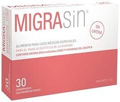 Migrasin 30 Comprimidos