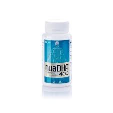 NuaDHA 400 mg 60 Perlas