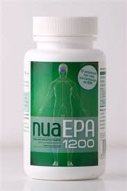NuaEPA 1200 mg 30 Perlas