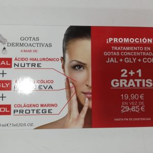 Pack Promocion Vital plus 3 x 2