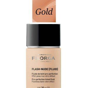 Filorga Flash-Nude Fluido Con Color 02 Gold 30 ml