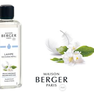 Berger Recambio Delicat Musc Blanc 500 ML