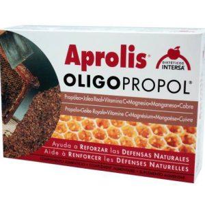 OLIGO PROPOL APROLIS 20 AMPOLLAS