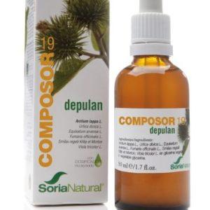 Ext. Depulan Soria Natural 50 ml