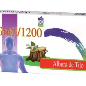 GOTIL 1200 ALBURA DE TILO NOVADIET 20 AMPOLLAS