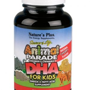 Animal Parade DHA 90 Comprimidos Nature's Plus
