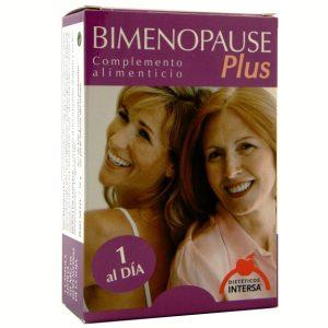 BIMENOPAUSE PLUS 30 COMPRIMIDOS INTERSA