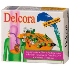 DELCORA  60 CÁPSULAS NOVADIET