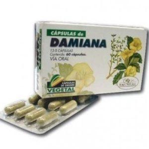 Damiana Soria Natural 30cápsulas