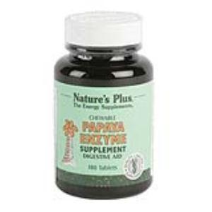 Papaya Enzyme 180 ComprimidosNature's Plus