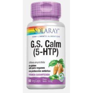 Gs Calm Solaray 60 cápsulas