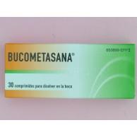 Bucometasana 30 Comprimidos Para Chupar