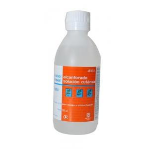 Alcohol Alcanforado Orravan 100 Mg/Ml Solucion Cutanea 1 Frasco 250 Ml