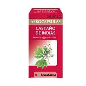 Castaño De Indias Arkopharma 275 Mg 48 Capsulas