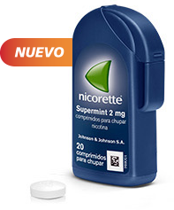 Nicorette Supermint Efg 2 Mg 20 Comprimidos Para Chupar