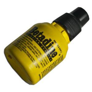 Betadine 100 Mg/Ml Solucion Topica 1 Frasco 50 Ml