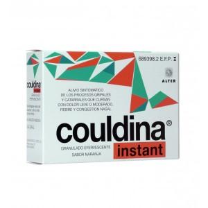 Couldina Instant Con Paracetamol 650/4/10 Mg 20 Sobres Granulado Efervescente