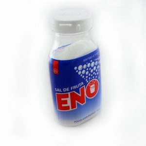 Sal De Fruta Eno Polvo Oral Efervescente 150 G