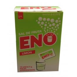 Sal De Fruta Eno Limon 5 G 10 Sobres Polvo Solucion Oral
