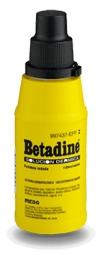 Betadine 100 Mg/Ml Solucion Topica 1 Frasco 125 Ml