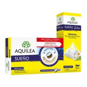 Pack Aquilea Sueño 60 Comp  + Aquilea Sueño Gotas 20 ml