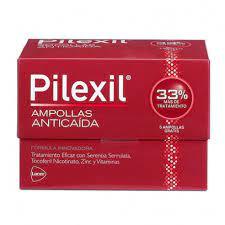 Pilexil Ampollas Anticaida 15+5 Unidades Gratis