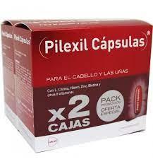 Pilexil Pack Anticaida 100×2 Cápsulas