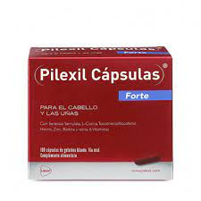 Pilexil Forte Anticaida 100 Cápsulas