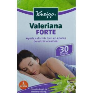 Kneipp Valeriana Forte, 30 grageas