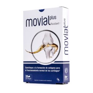 Promoción Movial Plus Fluidart 28+ 28 Cápsulas