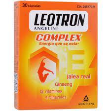 LEOTRON, 30 Cápsulas